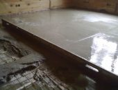 бетонные полы, установка арматуры, стяжка