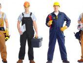 спецодежда для рабочих разных профессий
