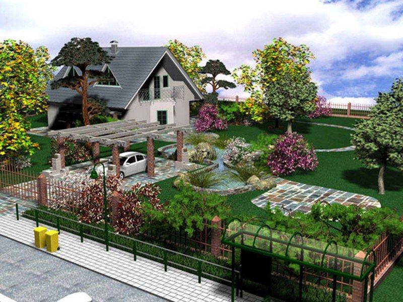 Планирование садового участка – планируем, сажаем, распределяем