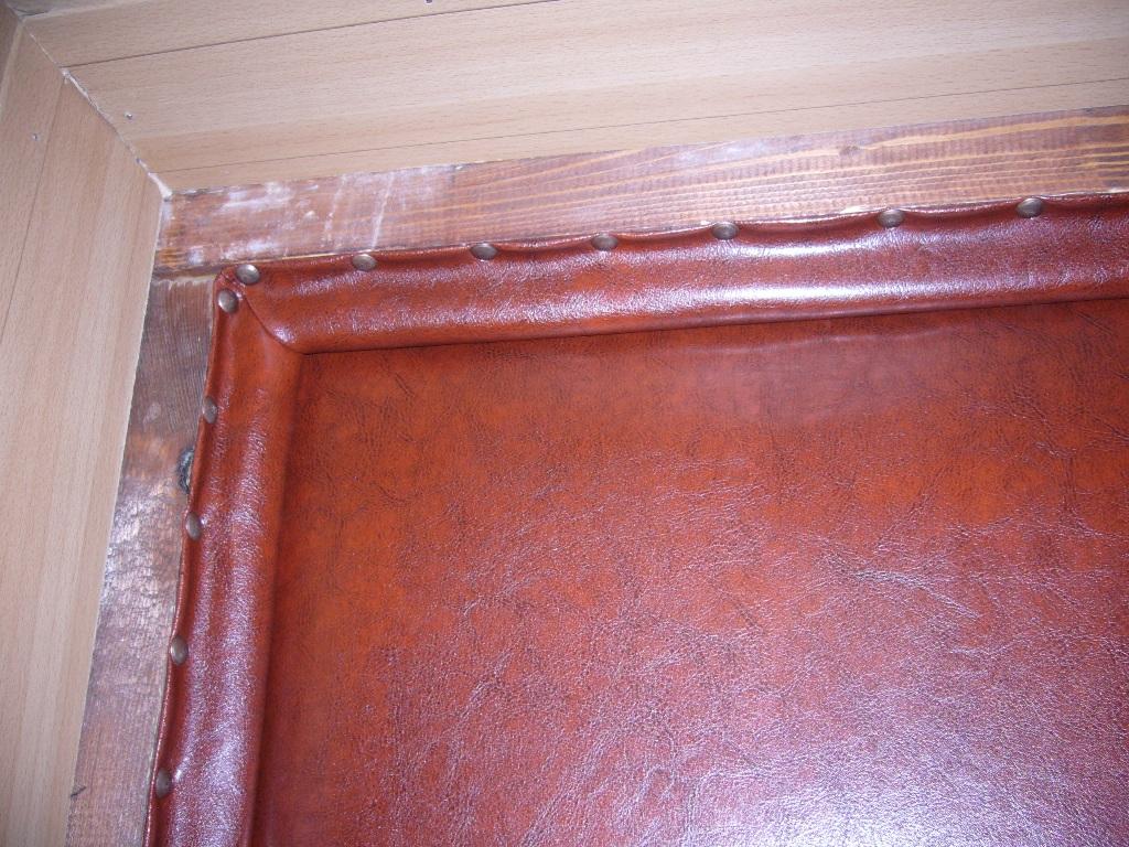 Изготавливаем металлическую дверь своими руками фото 913
