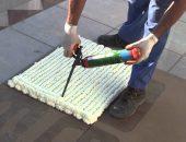 Как отмыть монтажную пену
