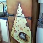 сыр нахолодильнике