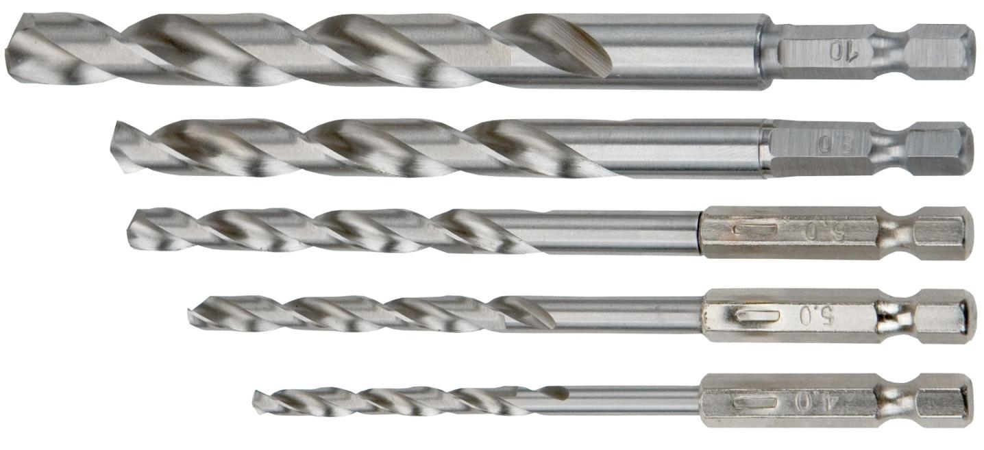 Как выбрать лучшее сверло по металлу для дрели и других инструментов
