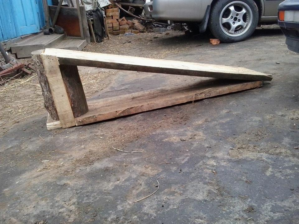 Как построить эстакаду своими руками 450