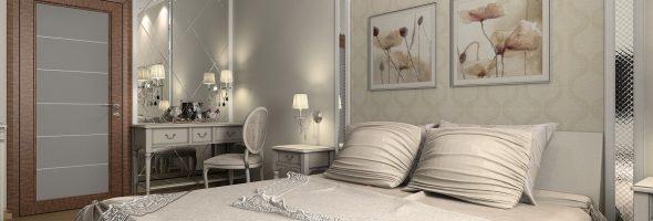 Идеальная спальня для уютного и комфортного отдыха