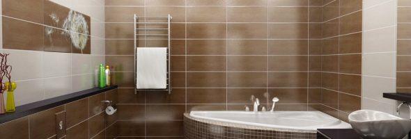 Освещение современной ванной