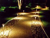 Садово парковые светильники в ландшафте приусадебного участка