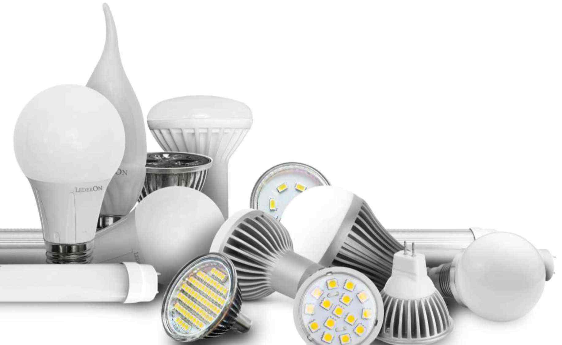 Новые светодиодные лампы и системы светодиодного освещения