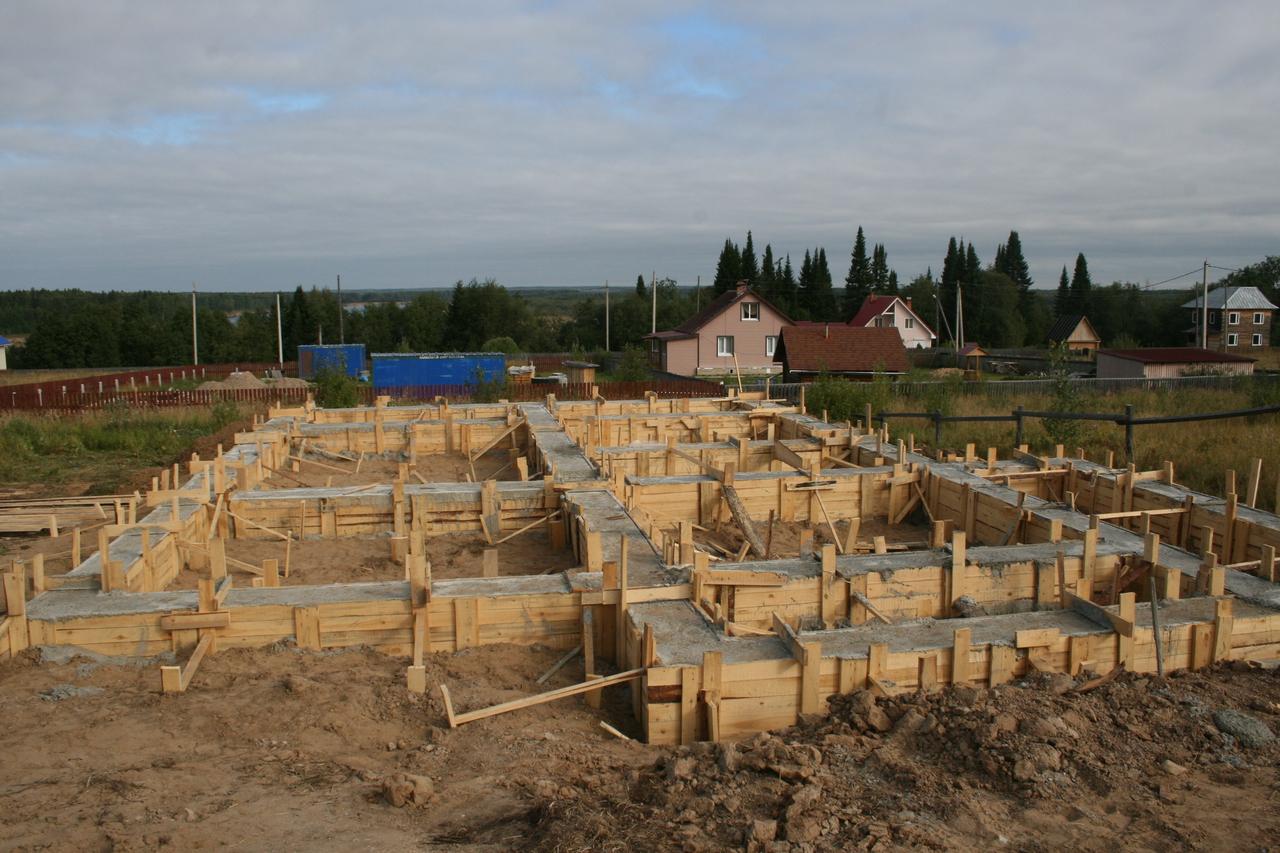 Основные этапы строительных работ – интересные моменты.