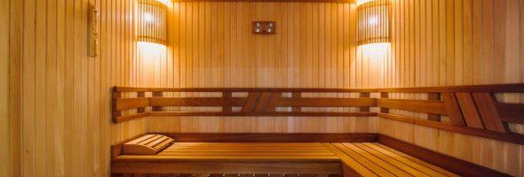 Строительство сауны: печь helo и другие принадлежности