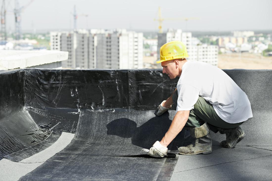 Кровельный материал изопласт — чтобы крыша не текла