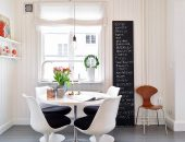 Оформление кухни в стиле кафе: стильно и практично