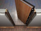 Как установить металлическую дверь своими руками: советы мастера