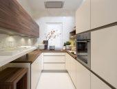 Как оформить длинную узкую кухню – советы дизайнера