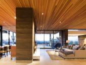 Натуральные материалы в интерьере: отделываем потолок деревом
