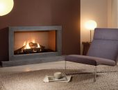 Камин в квартире: виды и характеристики