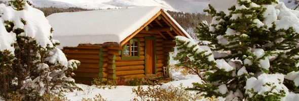Чем заняться зимой на даче