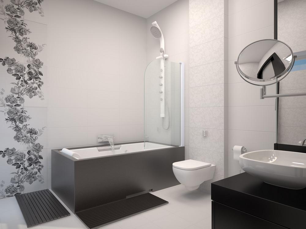Лучшие материалы для стен Вашей ванной комнаты