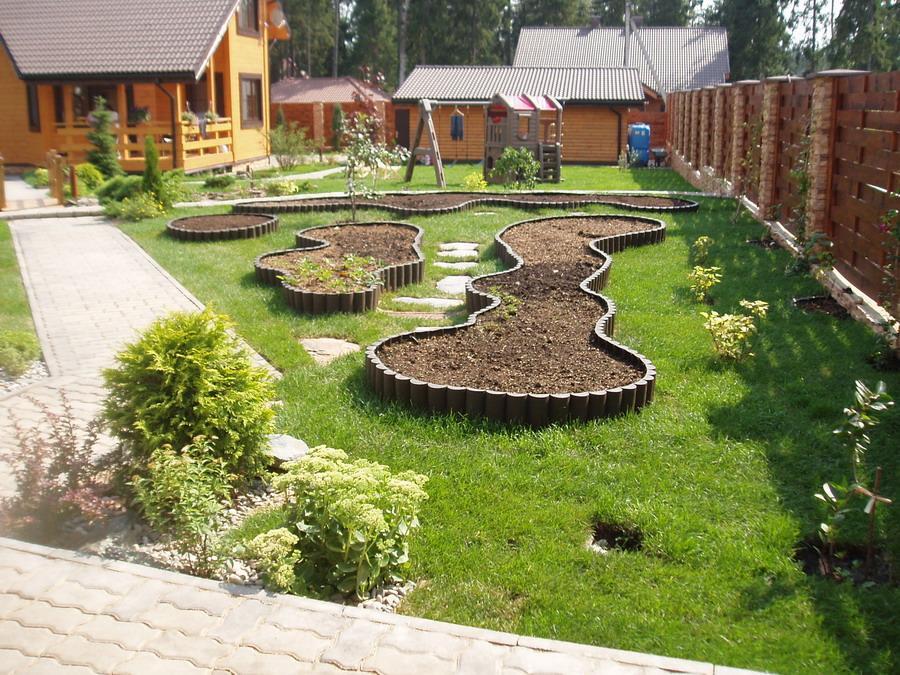 Планируем свой садовый участок: основные зоны и их особенности