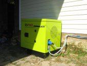 Резервное электроснабжение