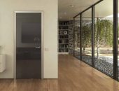 Межкомнатные стеклянные перегородки: светло и современно