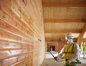 Как защитить деревянный дом от гниения?