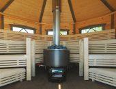Как выбрать и установить дровяную печь для бани?
