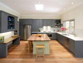 Освещение кухни — фото и варианты