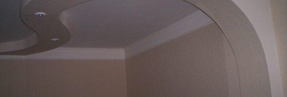 Как сделать стены и потолки своими руками