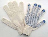 Хлопчатобумажные рабочие перчатки: надежная защита и безопасность