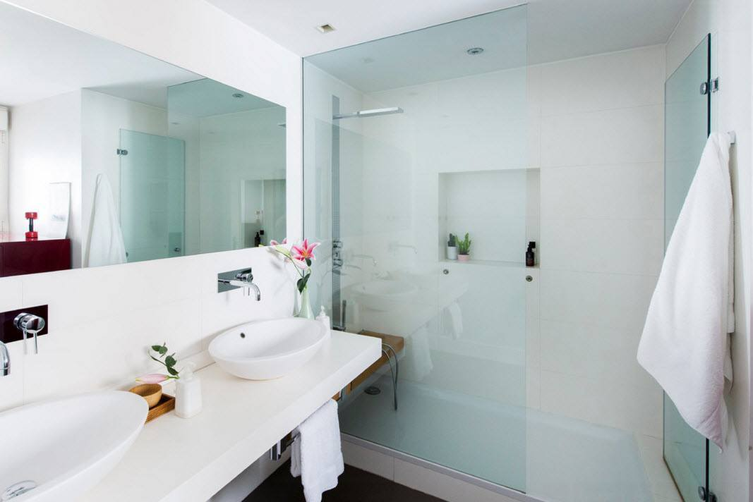 Современная жизнь вашей ванной комнаты