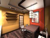 Дизайн кухни в японском стиле – оригинальные идеи для интерьера