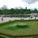 Дворцово-парковый комплекс Тюильри в Париже