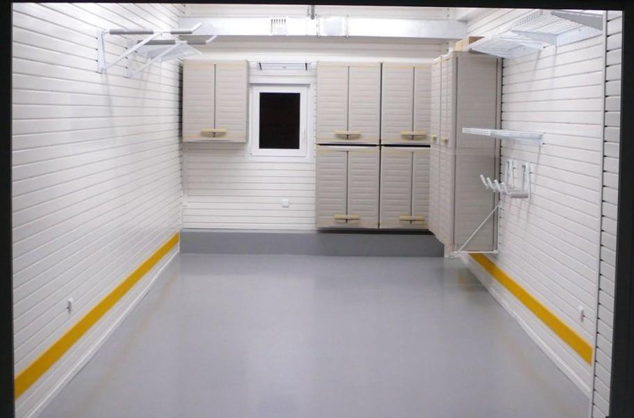 Отделка металлических стен гаража купить гараж київ