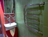 Монтаж коммуникационной системы в ванной комнате