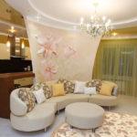 Декор гостиной