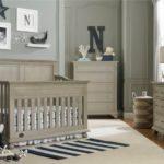 Комната для новорождённого мальчика в стиле шебби-шик
