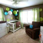 Комната для мальчика с шарами