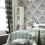 Спальня в скандинавском стиле обои