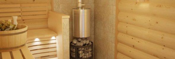 Печь для домашней сауны